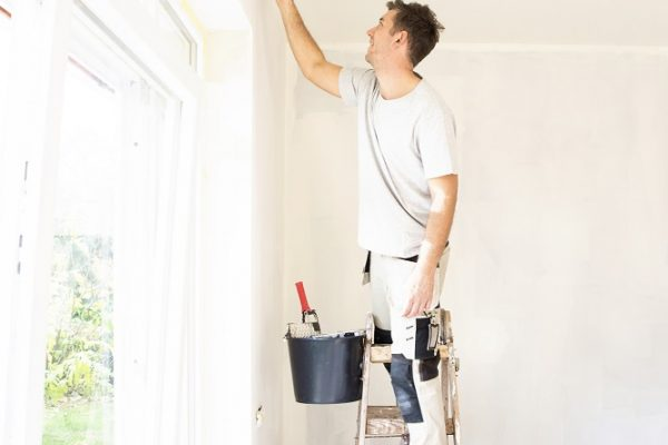 decorating and painting contractor