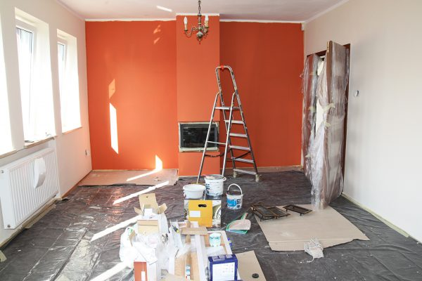 renovation, painting and decorating